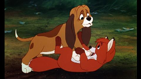 The Fox and The Hound 30th Anniversary Edition (1981) - Clip New Friends 2