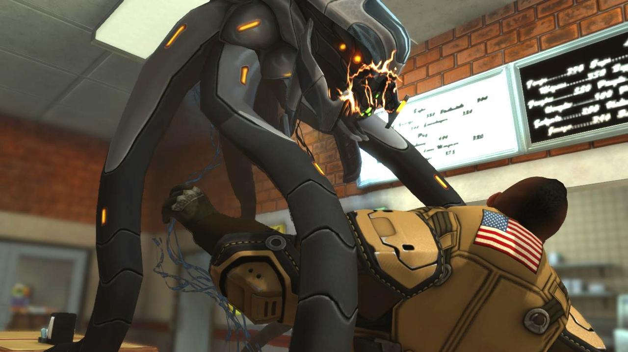 XCOM Enemy Within War Machines Trailer
