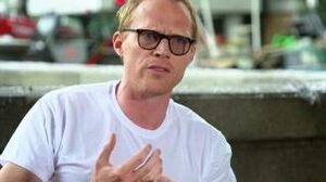 Avengers Age Of Ultron Paul Bettany On Joining The Cast As Vision