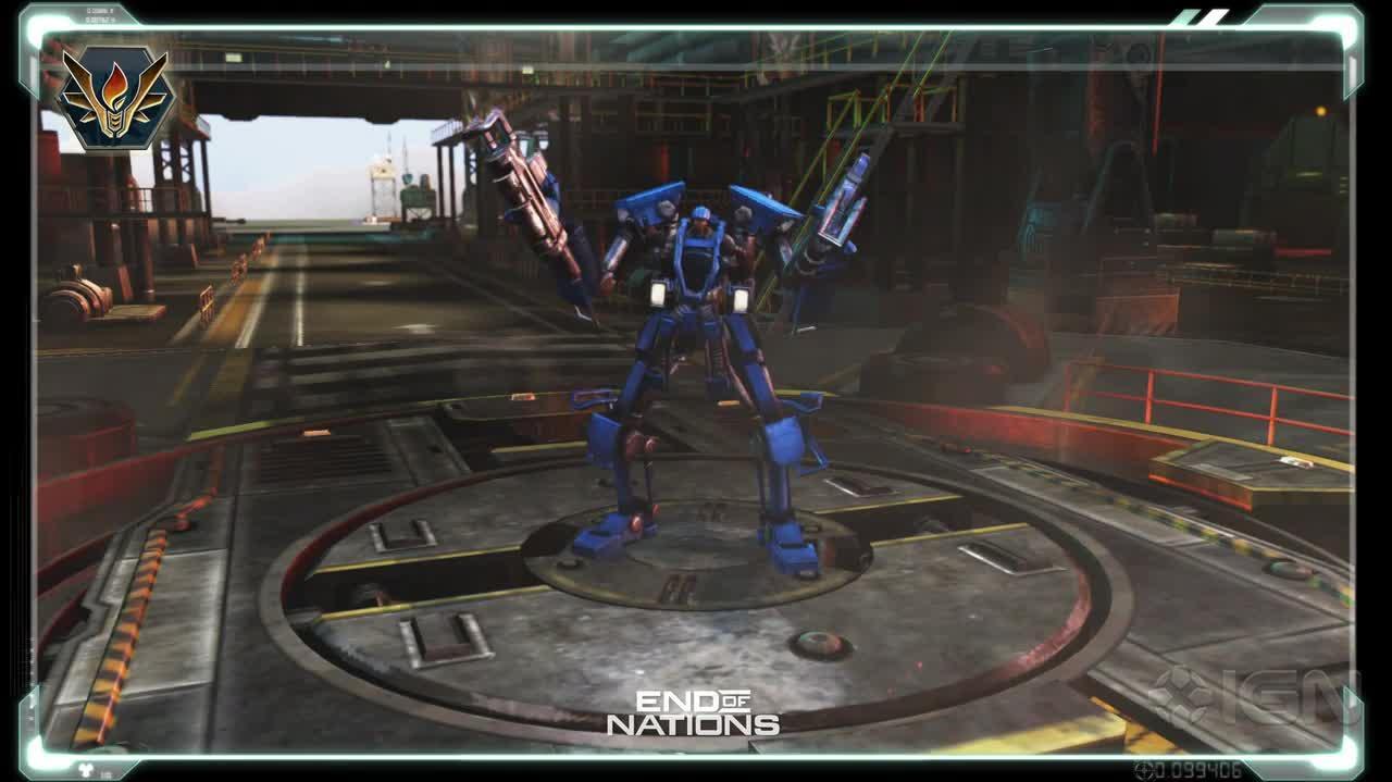 End of Nations Gamescom Trailer