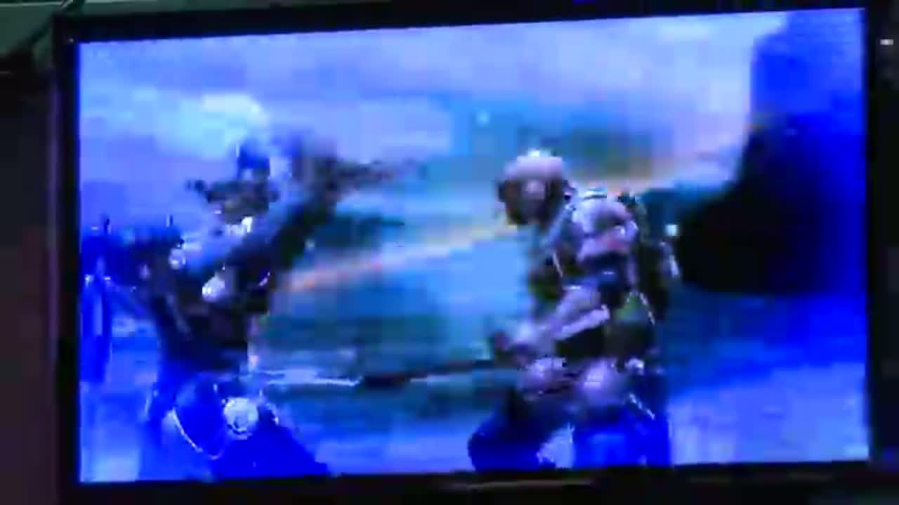 IGN Reacts to Metal Gear Rising Revengeance - E3 2012