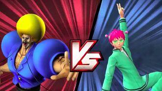 J-Stars Victory Vs+ - Bo-bobo vs. Kusuo Saiki Trailer