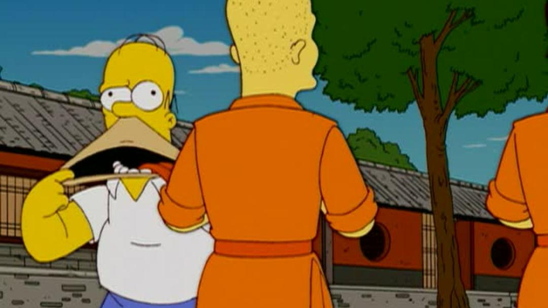 "The Simpsons Season 16 Blu-ray DVD - ""Googoo"" Clip"