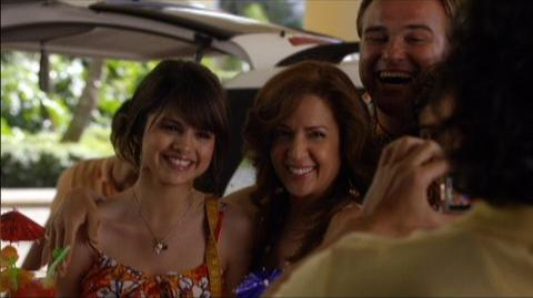 Wizards of Waverly Place The Movie (2009) - Clip Welcome to paradise