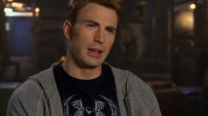 Avengers Age Of Ultron Chris Evans On Where We Find The Avengers In This Film