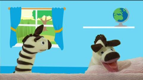 Baby Einstein World Animal Adventure (2009) - Clip Sneezing zebras