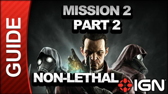 Dishonored - The Knife of Dunwall DLC - Low Chaos Walkthrough - Mission 2 Eminent Domain pt 2