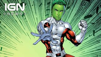 Live-Actions Titans Casts Beast Boy - IGN News
