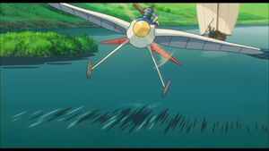 "The Wind Rises - ""Flying Through Town"" Clip"
