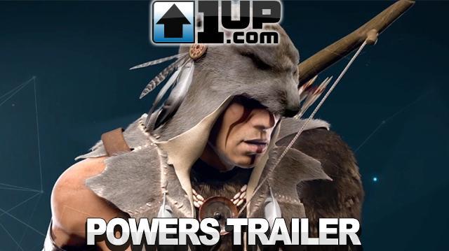 Assassin's Creed III Powers Trailer