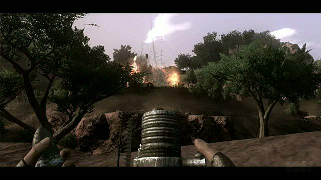 Far Cry 2 PC Games Trailer - No Heroes Trailer