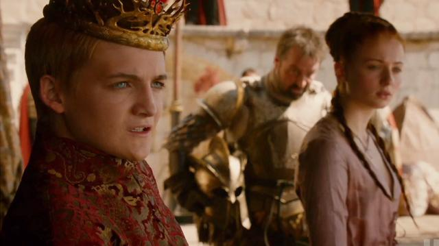Game of Thrones Clip - Joffrey's Name Day