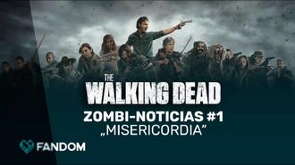 The Walking Dead - Zombie-Noticias 1 - Temporada 1, Episodio 1