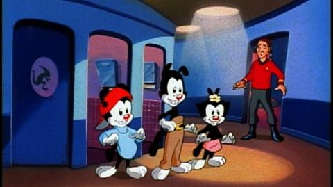 Animaniacs Vol. Two Pinky And The Brain Vol. Two (1993) - Home Video Trailer (e30356)