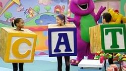 Barney Let's Play School (2000) - Home Video Trailer (e12441)