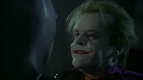 Batman - Batman vs. Joker