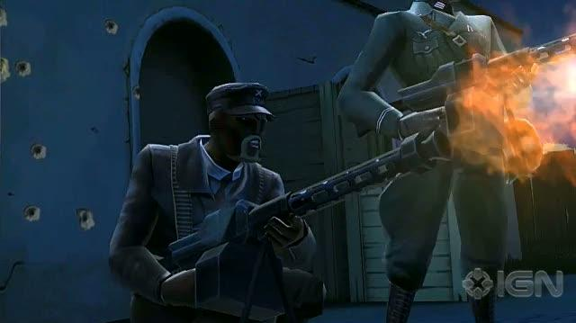 Battlefield Heroes PC Games Trailer - Vampires and Werewolves Trailer
