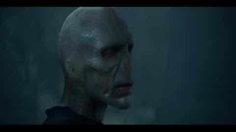 Harry Potter and the Goblet of Fire - Voldemort's resurrection