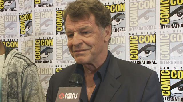 Fringe - John Noble Interview - Comic-Con 2012