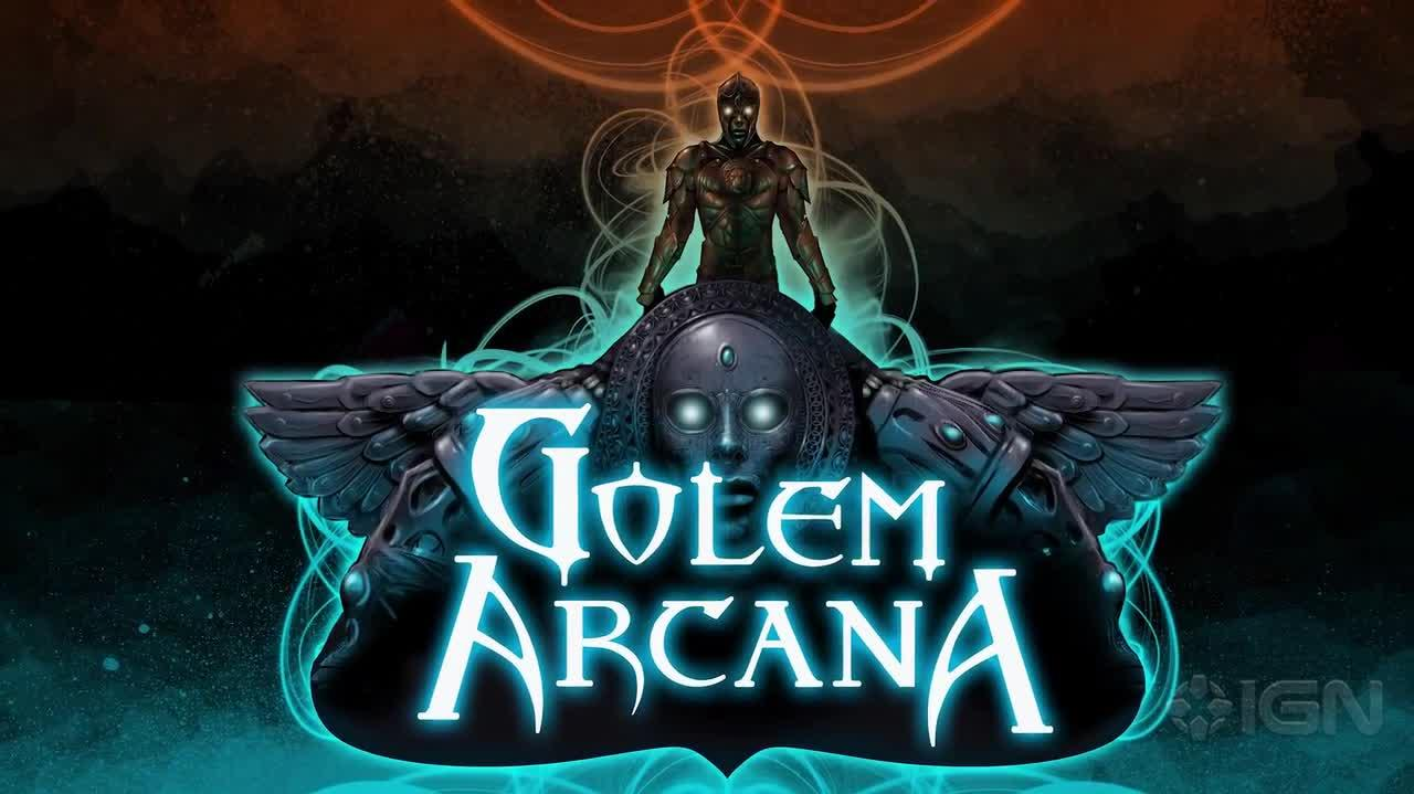 Golem Arcana - Reveal Demo