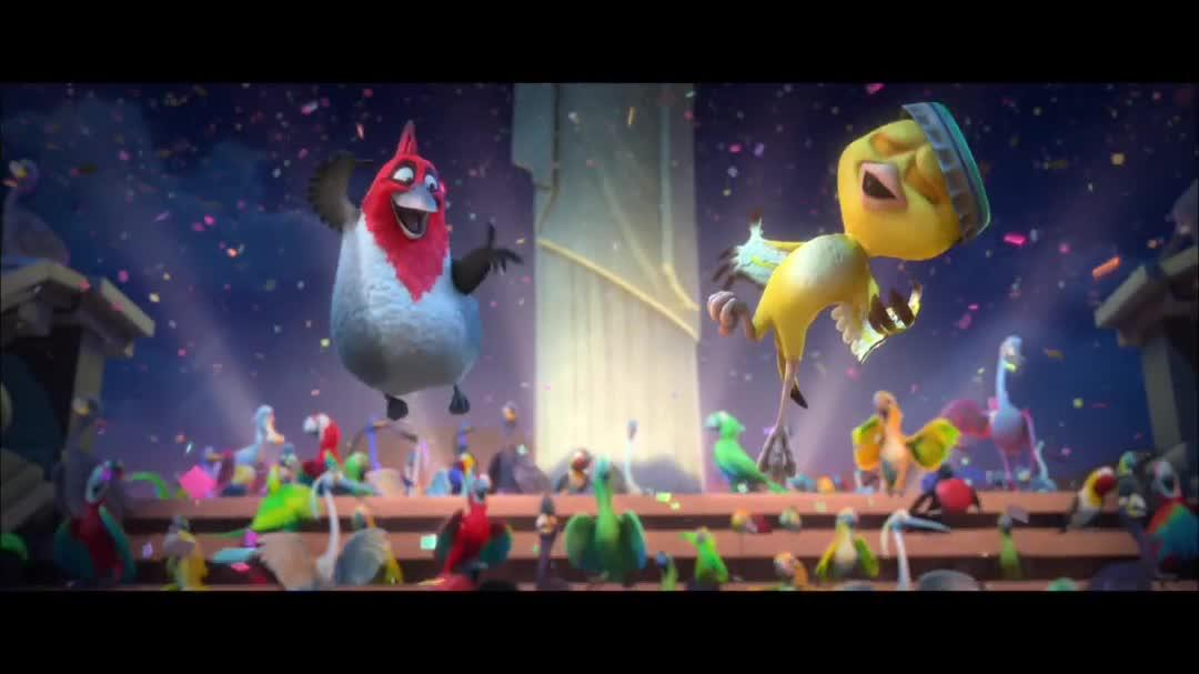 Rio 2 - New Years Eve Clip