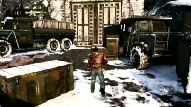 Uncharted 2 Among Thieves PlayStation 3 Guide-Secret - Walkthrough Chapter 22 Treasure Locations