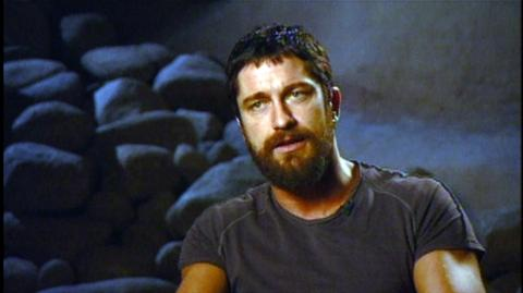 300 (2006) - Interview Gerard Butler On His Character