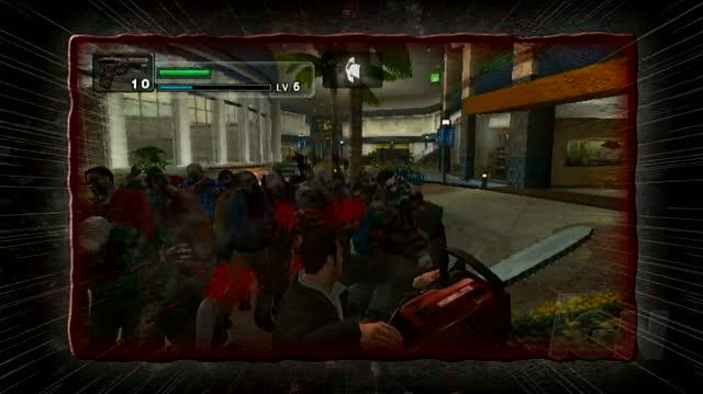 Dead Rising Chop Til You Drop Nintendo Wii Trailer - Debut Trailer