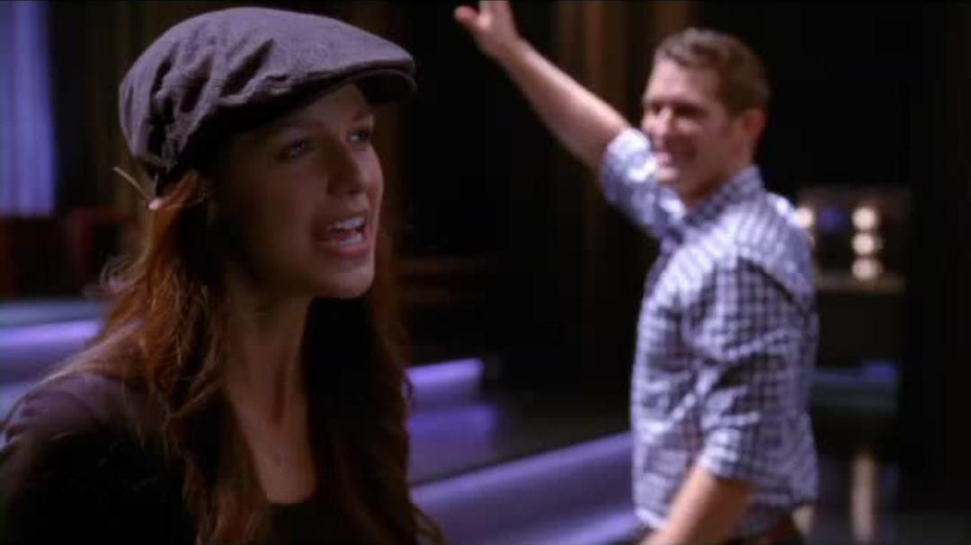 "Glee Season 4 EP 1 ""The New Rachel"" - Clip"