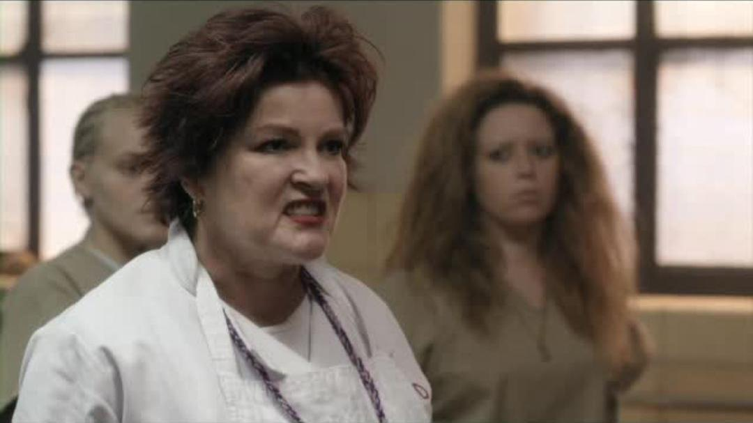 Orange is the New Black Clip - Red Goes Pow!