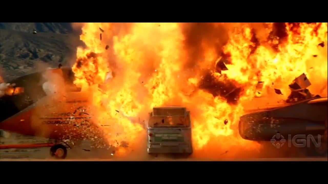 Top 25 Action Movies - Speed Clip