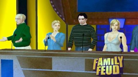 Family Feud (VG) (2006) - PS, PS2, GB Advance, PC CD-Rom