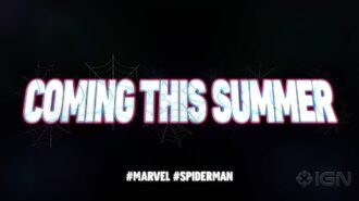 First Teaser for New Marvel's Spider-Man Animated Series