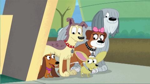 Pound Puppies Homeward Pound (2012) - Home Video Trailer for Pound Puppies Homeward Pound