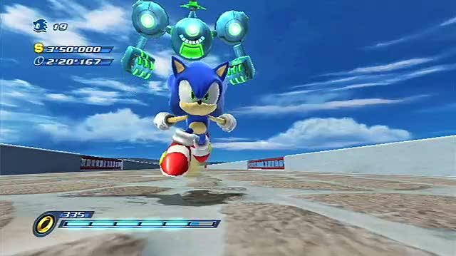 Sonic Unleashed Nintendo Wii Trailer - Spagonia