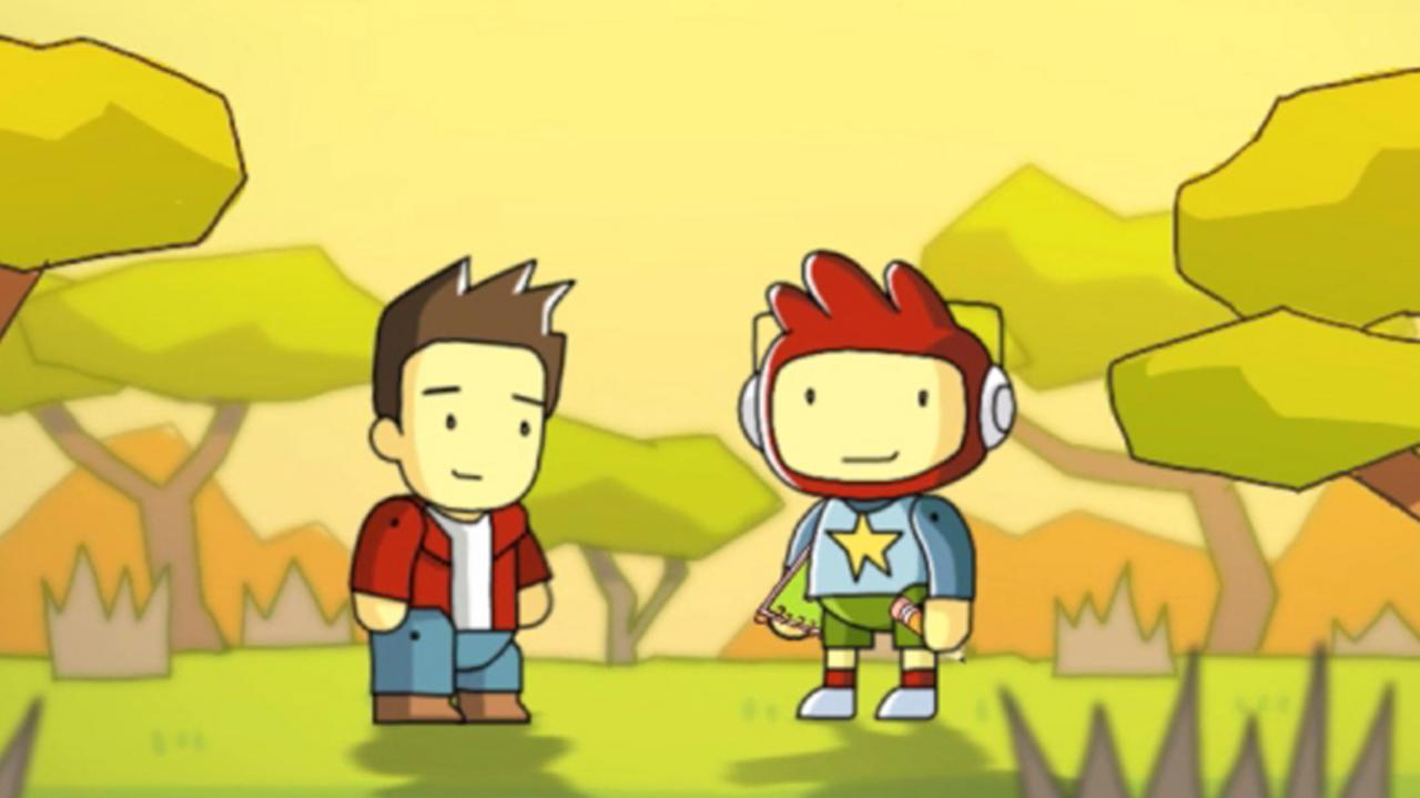 Super Scribblenauts Deeper Levels! Video