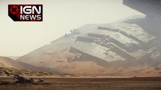 The First Planet from Star Wars 7 Has a Name - IGN News