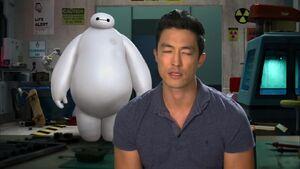 Big Hero 6 - Daniel Henney Tadashii Interview