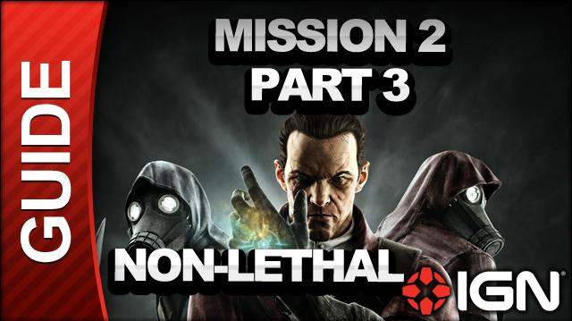 Dishonored - The Knife of Dunwall DLC - Low Chaos Walkthrough - Mission 2 Eminent Domain pt 3