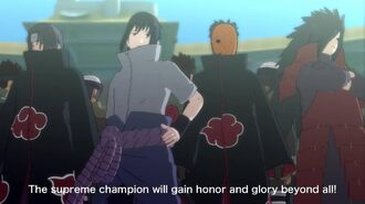 Naruto Shippuden Ultimate Ninja Storm Revolution - Ninja World Tournament Trailer