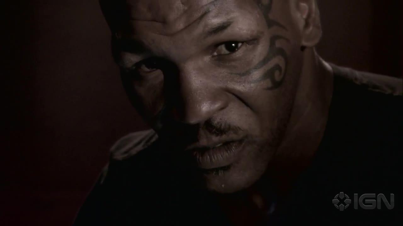 WWE 13 Mike Tyson Interview Trailer
