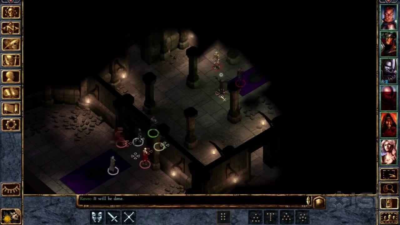 Baldur's Gate Enhanced Edition Gameplay Trailer