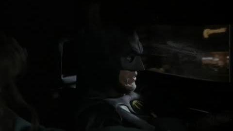 Batman - Rescuing Vicky