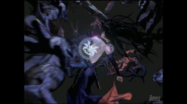 Castlevania Order of Ecclesia Nintendo DS Trailer - Battle Trailer