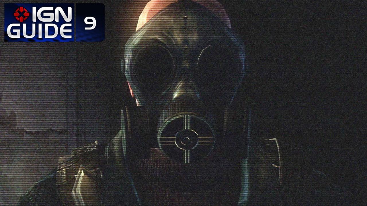 Resident Evil Revelations Walkthrough - Episode 3-2B (Part 9)