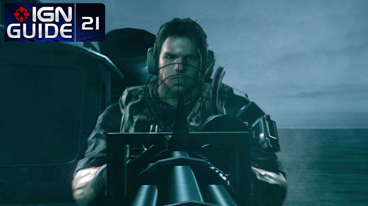 Resident Evil Revelations Walkthrough - Episode 8-2 (Part 21)
