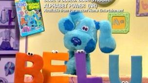 Blue's Clues Blue's Room - Alphabet Power (1996) - Home Video Trailer