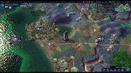 Civilization Beyond Earth - Gamescom 2014 Walkthrough