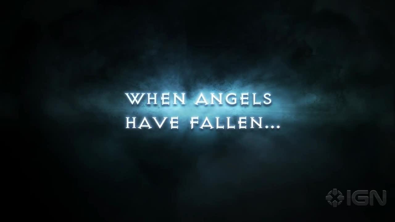 Diablo III Reaper of Souls - Gameplay Teaser - Gamescom 2013