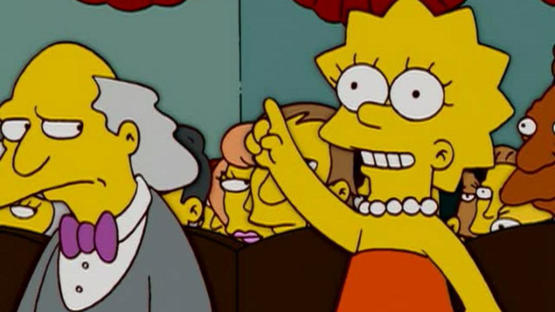 "The Simpsons Season 16 Blu-ray DVD - ""Marrying"" Clip"